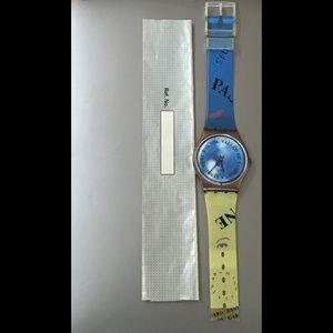 Swatch Salvador Dalí special limited edition